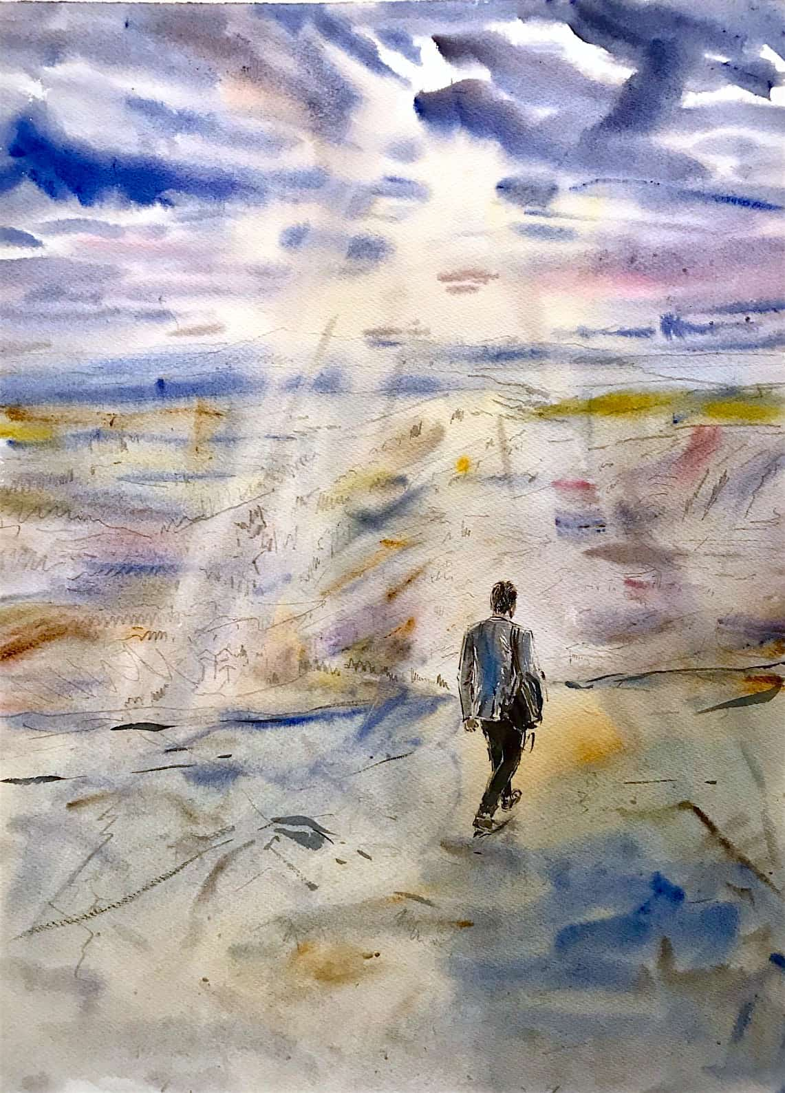 The Poet's View of the End of the World